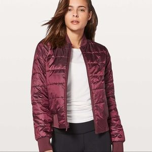 Lululemon reversible coat